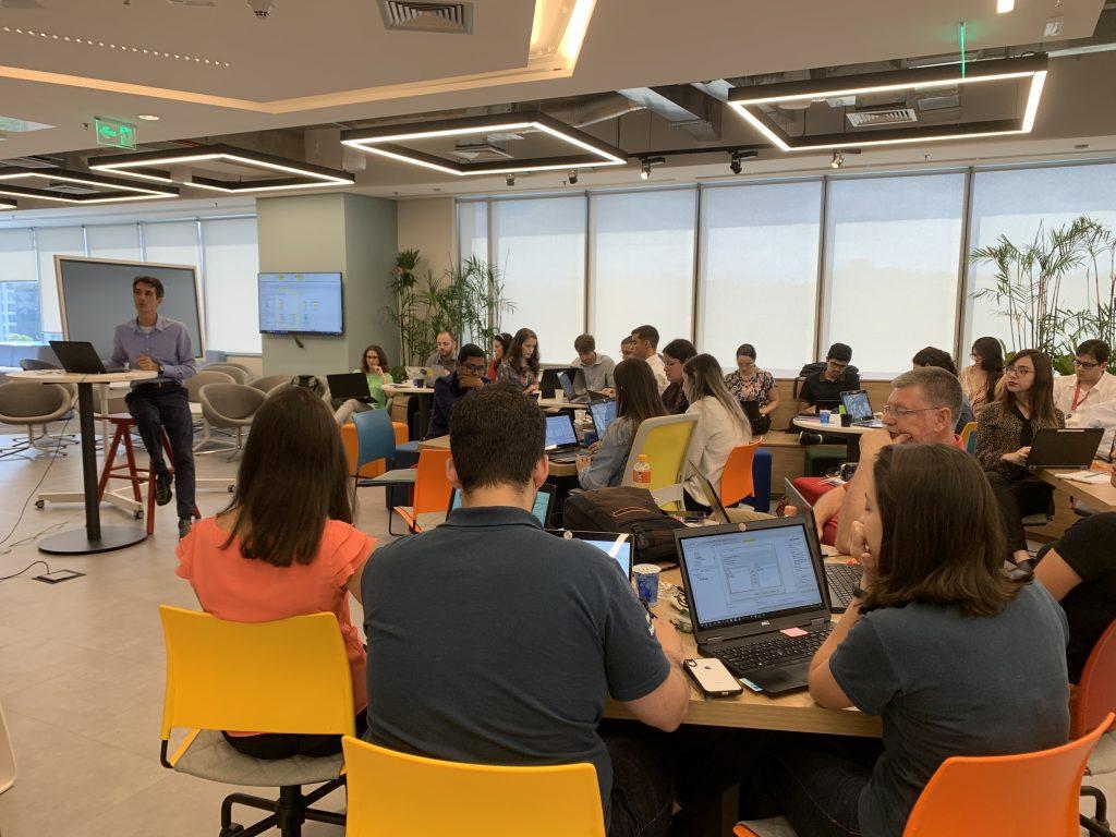 treinamento introdução ao KNIME Analytics platform
