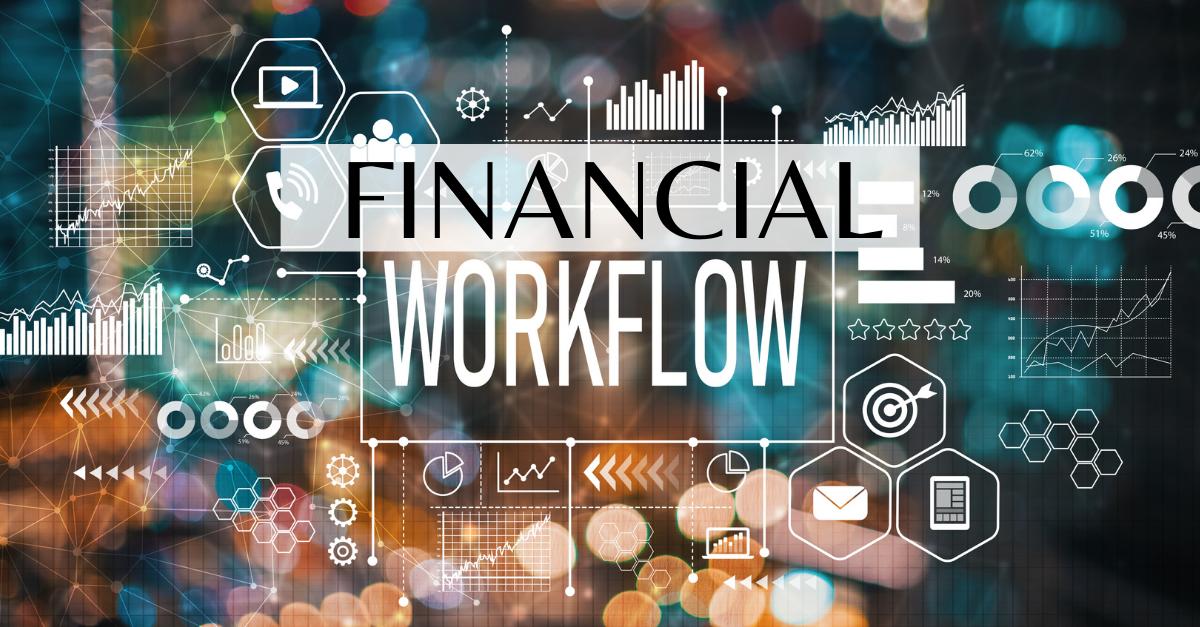 Fluxo de Trabalho Área Financeira